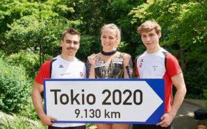 Der Weg zu den Olympischen Spielen