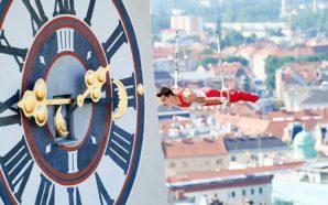 Kunstturn-Staatsmeisterschaft in Graz