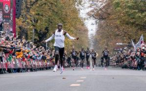 Kipchoge durchbricht 2-Stunden-Marathon-Marke in Wien