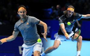 Thiem im Endspiel der ATP-Finals gegen Tsitsipas