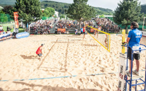 Innsbruck BeachEvent PRO 120 ab Samstag mit Top-Line-up