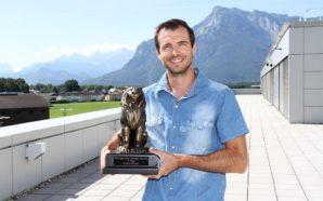 Linz-Steg-Meistermacher Schwab mit Leonidas ausgezeichnet