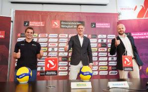 Aufschlag zur neuen DenizBank AG VL-Saison