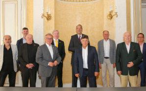 Sport-Gipfel mit Bildungsminister