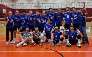 Ried gewinnt DenizBank AG VL Men-Auftakt in Amstetten