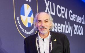 """""""Kleinmann hat Österreichs Ansehen in der Volleyballwelt geprägt und gepflegt"""""""