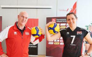 """ÖVV-Teamkapitänin Sophie Wallner: """"Wollen unbedingt zur EM!"""""""