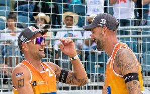 Doppler/Horst verabschieden sich mit Turniersieg in Wien!